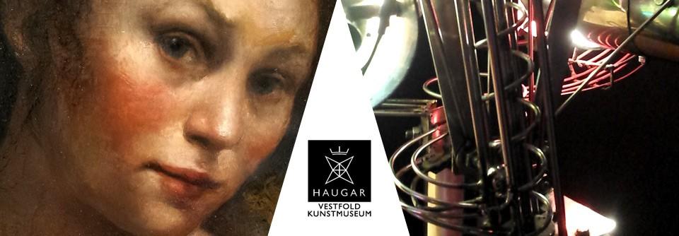Utstilling på Haugar - Trine Folmoe & Bjørn Melbye Gulliksen